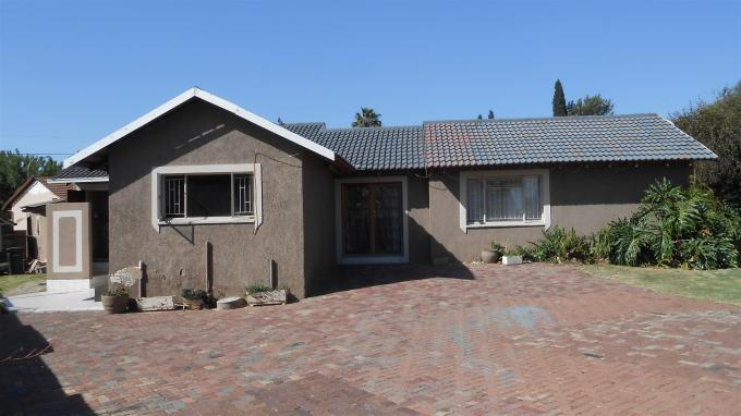 Standard Bank EasySell 2 Bedroom Cluster For Sale in Dalpark - MR135954
