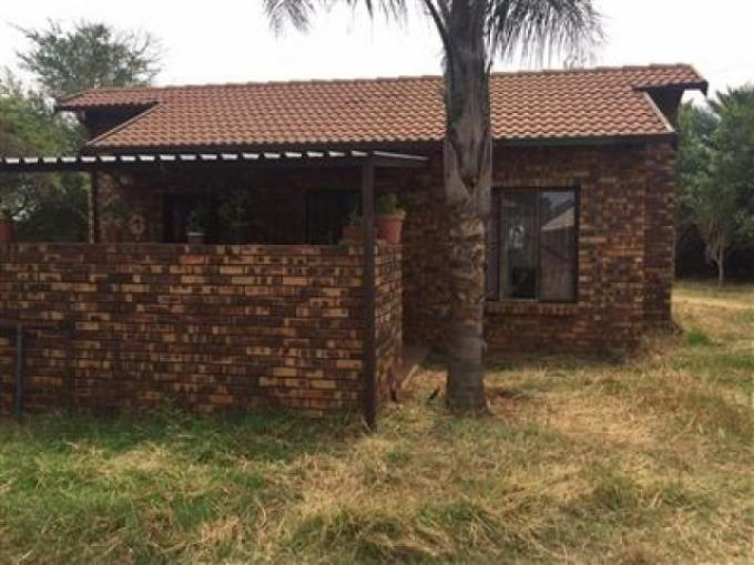 Standard Bank EasySell 2 Bedroom House for Sale For Sale in Rayton - MR136065