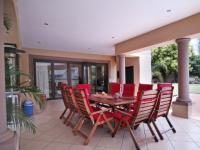 Patio - 87 square meters of property in Silver Lakes Golf Estate