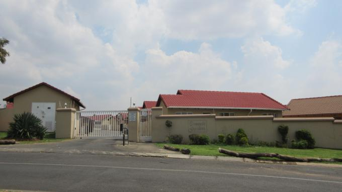 Standard Bank SIE Sale In Execution 1 Bedroom Sectional Title For Sale in Ormonde - MR136166
