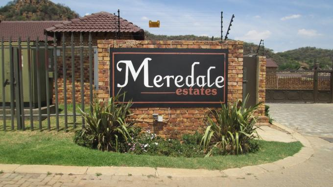 3 Bedroom Cluster for Sale For Sale in Meredale - Private Sale - MR136170