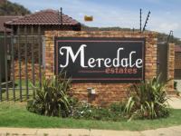 3 Bedroom 2 Bathroom Cluster for Sale for sale in Meredale