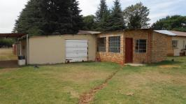 Backyard of property in Delmas