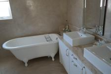 Main Bathroom - 11 square meters of property in Somerset West