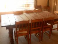 Dining Room of property in Pretoria Rural