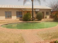 Entertainment of property in Pretoria Rural