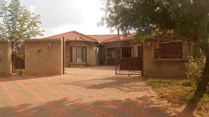 4 Bedroom House for Sale For Sale in Bronkhorstspruit - Home Sell - MR136219