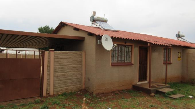2 Bedroom House for Sale For Sale in Lenasia - Private Sale - MR136264