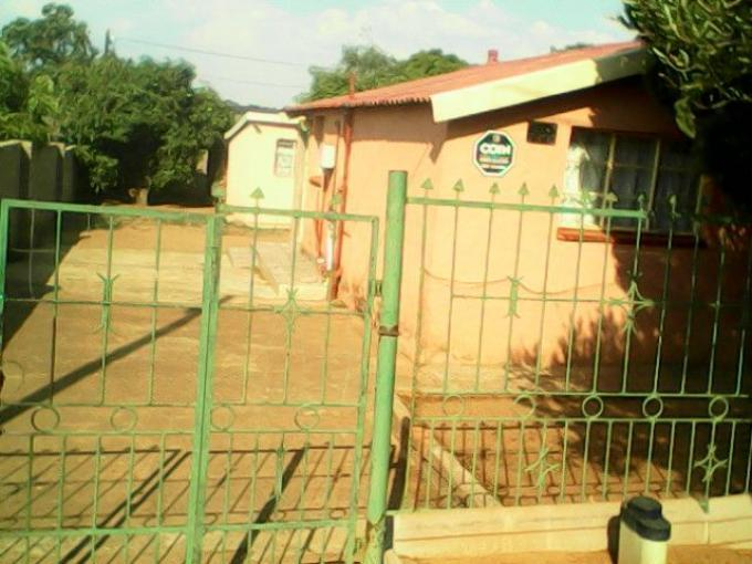 Standard Bank EasySell 2 Bedroom House for Sale For Sale in Mabopane - MR136618