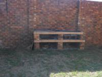Backyard of property in Kempton Park Central