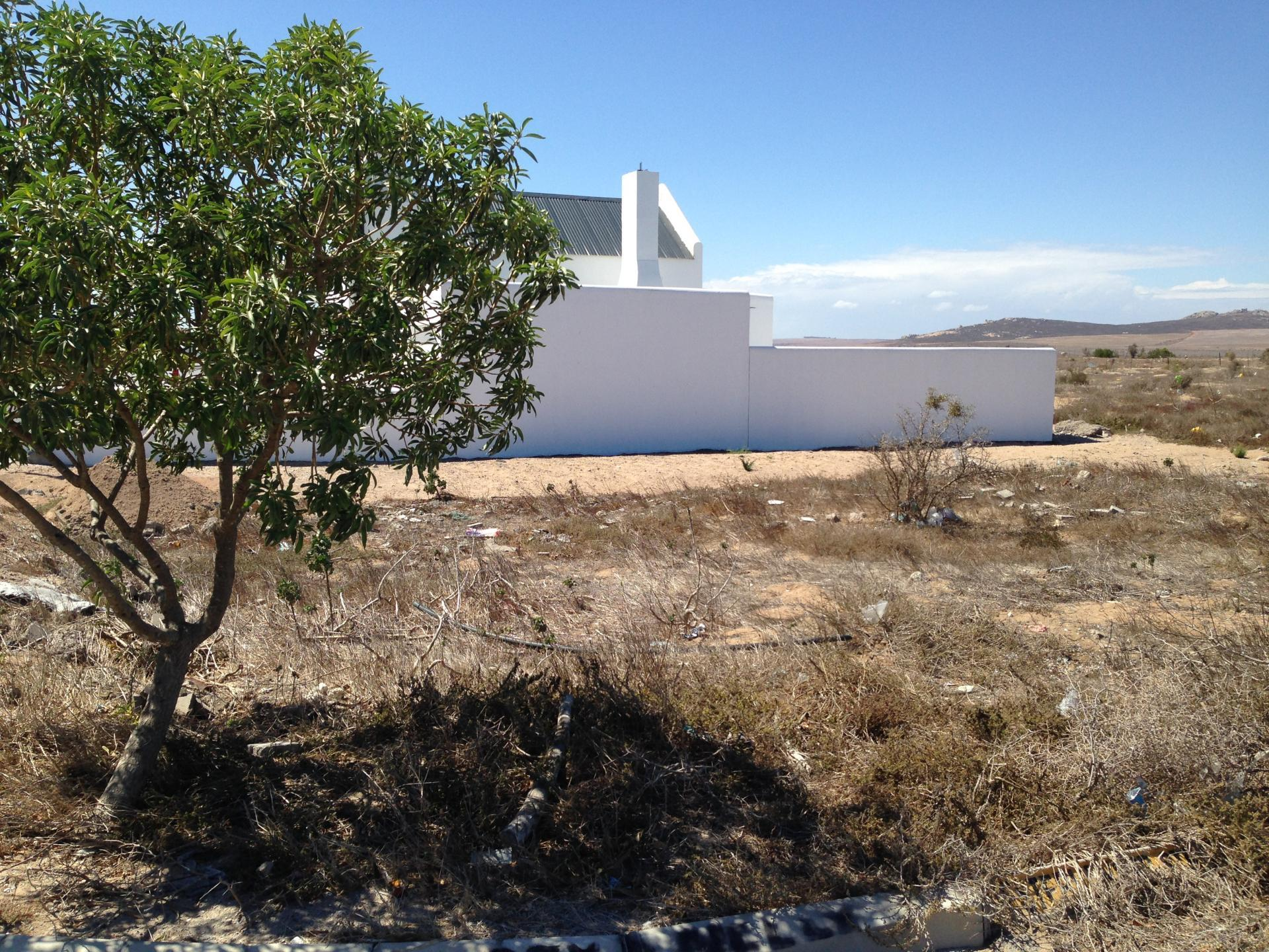 Front View of property in Paternoster