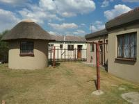 Backyard of property in Embalenhle