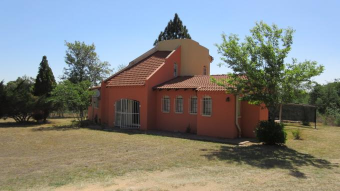 Smallholding for Sale For Sale in President Park A.H. - Private Sale - MR136880