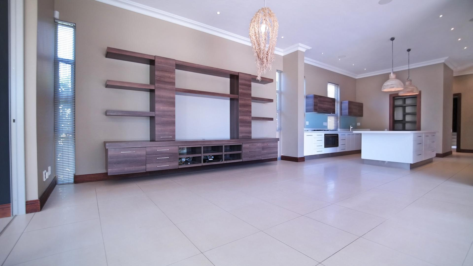 TV Room - 31 square meters of property in Boardwalk Meander Estate