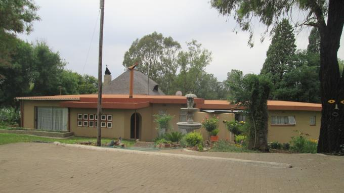 Smallholding For Sale in Vaal Oewer - Home Sell - MR137028