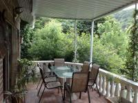 Patio of property in Westville