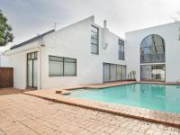 Garden of property in Waterkloof
