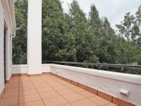 Balcony - 21 square meters of property in Waterkloof Ridge