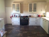 Kitchen of property in Moorreesburg