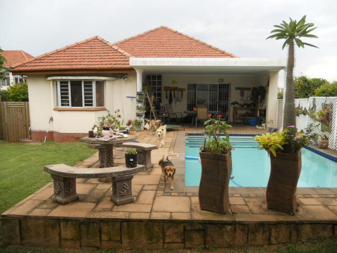 4 Bedroom House for Sale For Sale in Bluff - Private Sale - MR137310