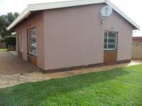 Backyard of property in Eldorado Park A/H