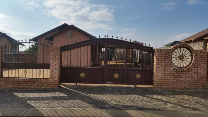 Absa Bank Trust Property 2 Bedroom House For Sale in Tlhabane West - MR137625