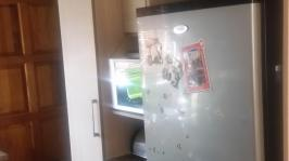 Kitchen of property in Tlhabane West