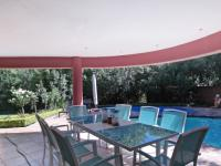Patio - 36 square meters of property in Woodhill Golf Estate