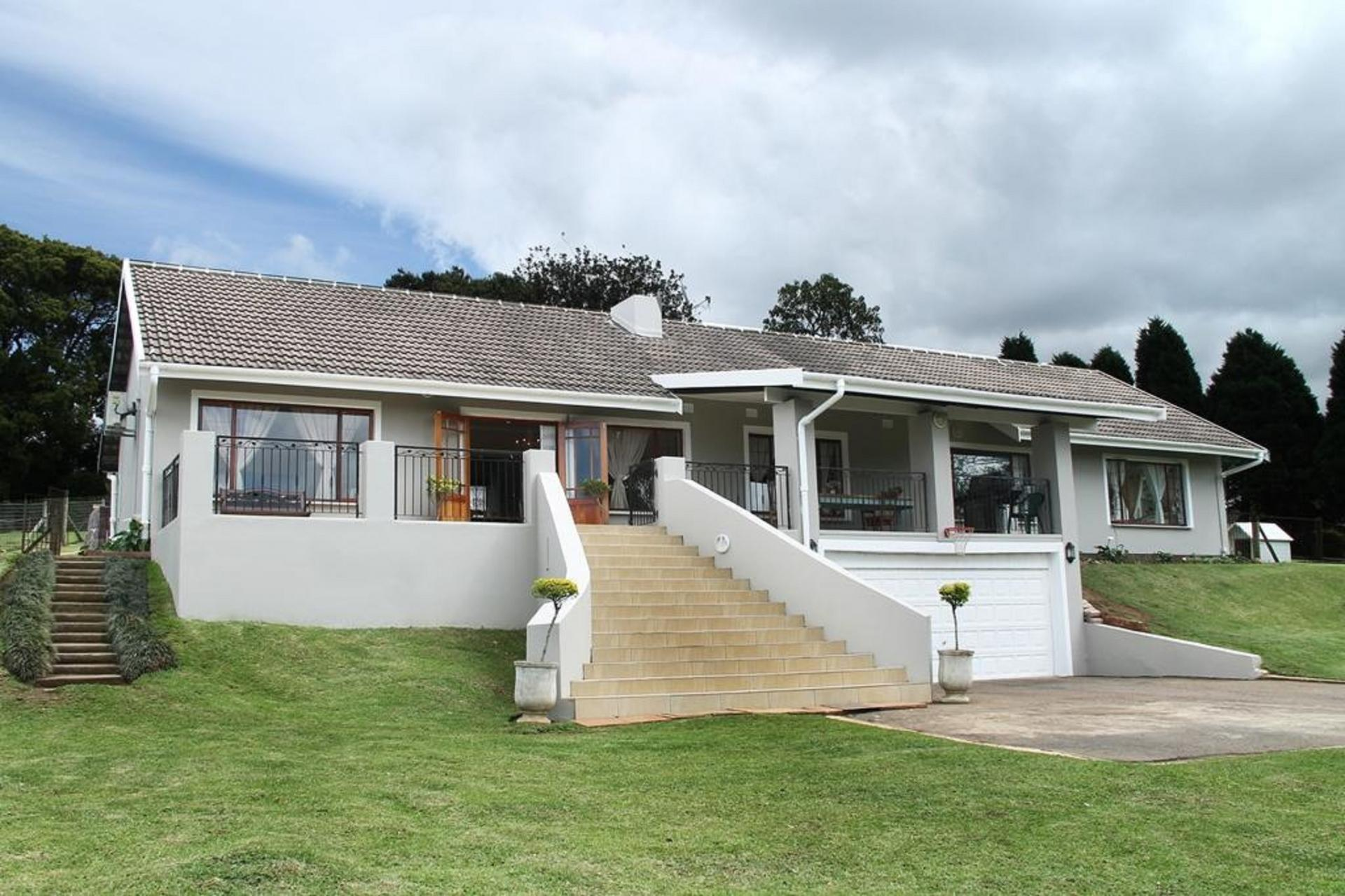 Front View of property in Hillcrest - KZN