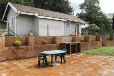 Backyard of property in Hillcrest - KZN