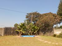 Backyard of property in Die Heuwel
