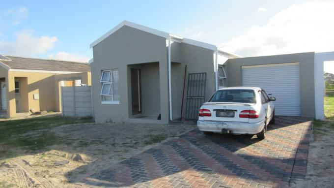 Standard Bank EasySell House for Sale For Sale in Eerste Rivier - MR137974