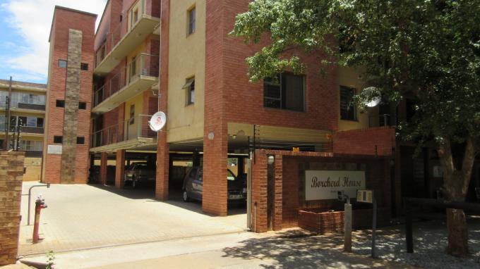 1 Bedroom Apartment for Sale and to Rent For Sale in Potchefstroom - Private Sale - MR137993