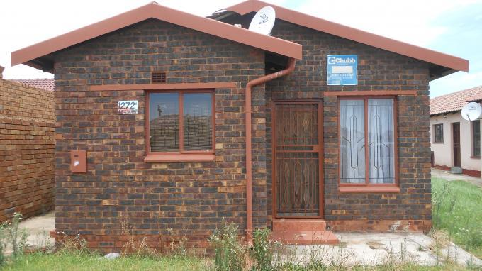 Standard Bank EasySell 2 Bedroom House for Sale For Sale in Brakpan - MR138112