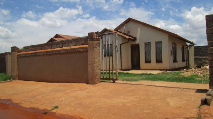 Standard Bank EasySell House For Sale in Dobsonville - MR138211