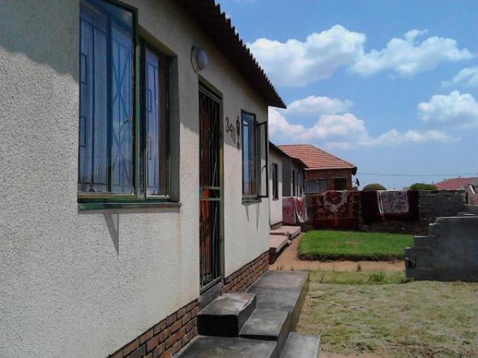 Standard Bank EasySell House for Sale For Sale in Emalahleni (Witbank)  - MR138224