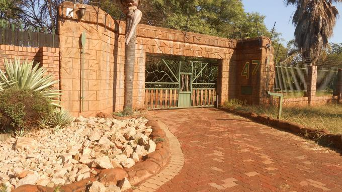 Standard Bank Insolvent 7 Bedroom Guest House for Sale For Sale in Roodeplaat - MR138254
