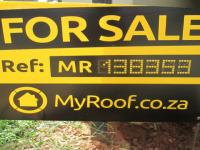 Sales Board of property in Constantia Kloof