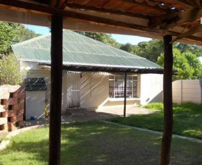 3 Bedroom House for Sale For Sale in Theunissen - Home Sell - MR138426