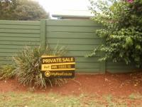 Sales Board of property in Westpark