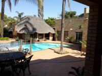 Backyard of property in Polokwane