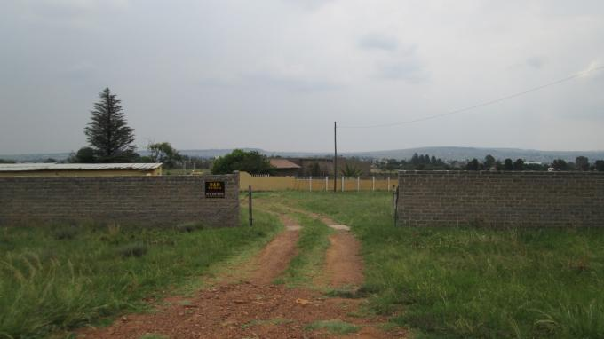 Smallholding For Sale in Walkerville - Private Sale - MR139002