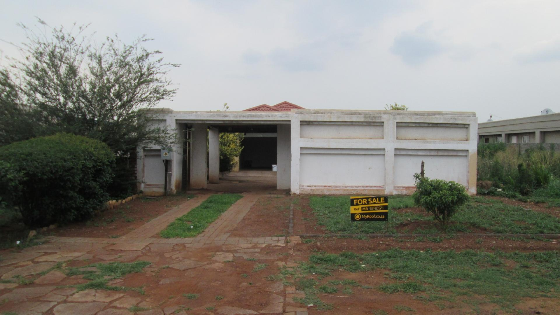 Front View of property in Henley-on-Klip