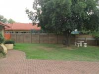 Garden of property in Vereeniging