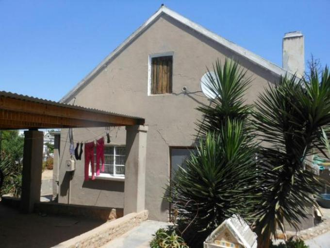Standard Bank EasySell 3 Bedroom House for Sale For Sale in Oudtshoorn - MR139334