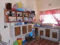 Kitchen of property in Oudtshoorn