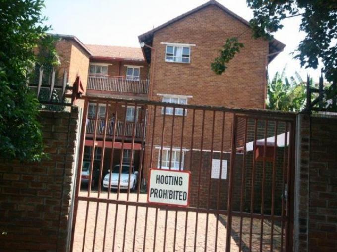 Standard Bank EasySell 1 Bedroom Sectional Title for Sale in Windsor - MR139446