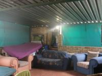 Patio - 36 square meters of property in Klippoortje North