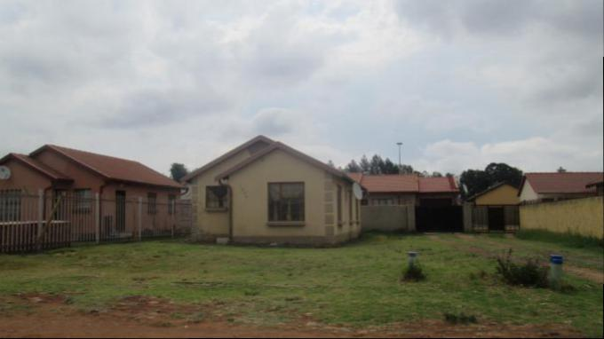 Standard Bank EasySell 3 Bedroom House For Sale in Payneville - MR139724