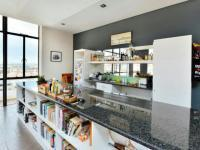 Kitchen of property in Newtown